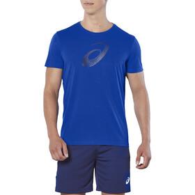 asics GPX Koszulka rowerowa z krótkim rękawem Mężczyźni, illusion blue